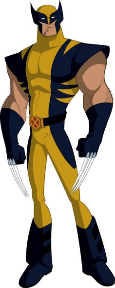 Marvel wolverine clipart.