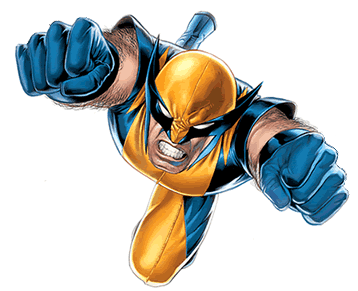 Wolverine Spider.