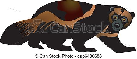 Wolverines Illustrations and Clipart. 101 Wolverines royalty free.