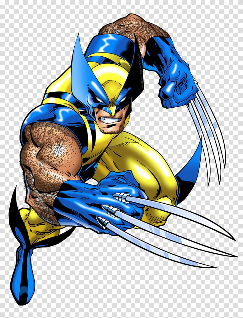 Wolverine Vegeta Goku YouTube Spider.