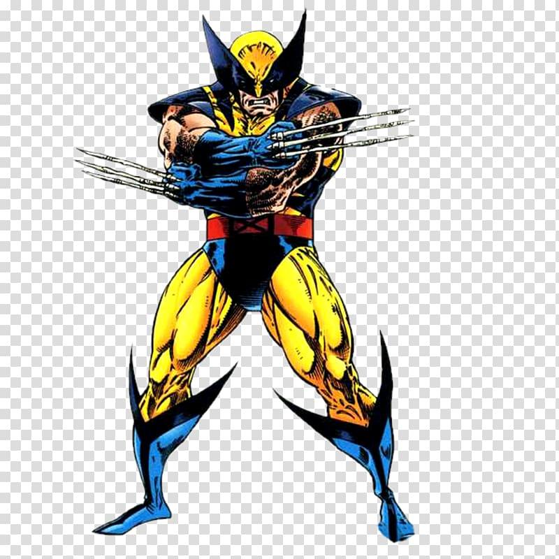 Wolverine Professor X Marvel Comics Comic book, comics transparent.