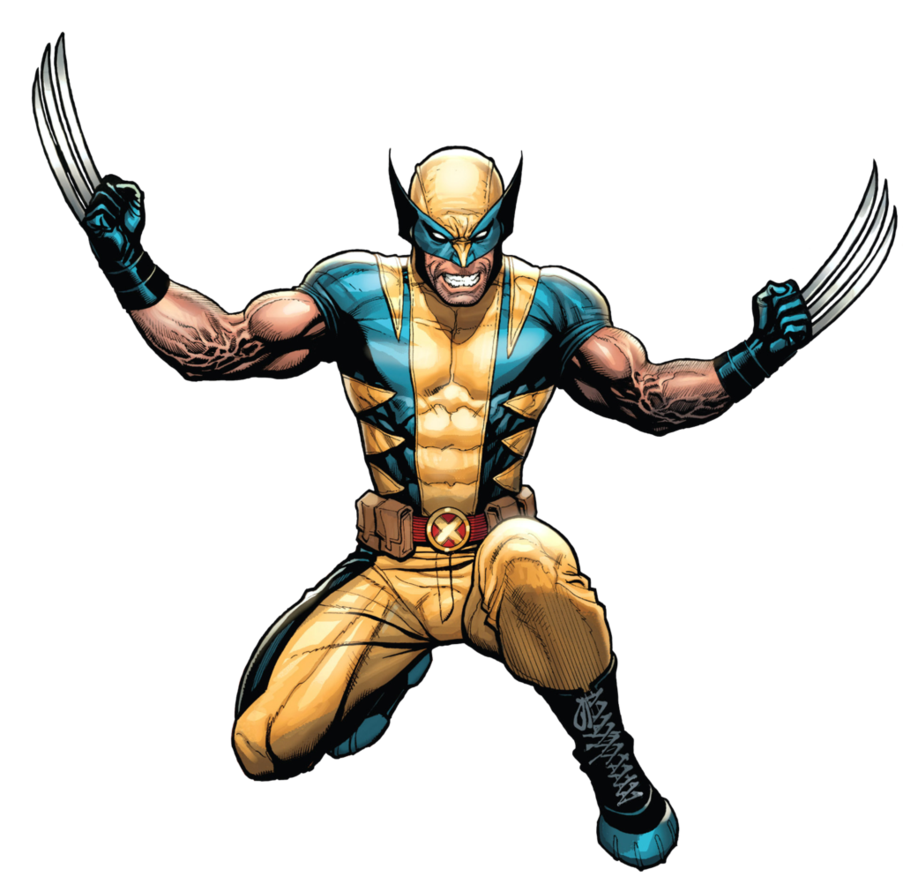 Wolverine PNG File.