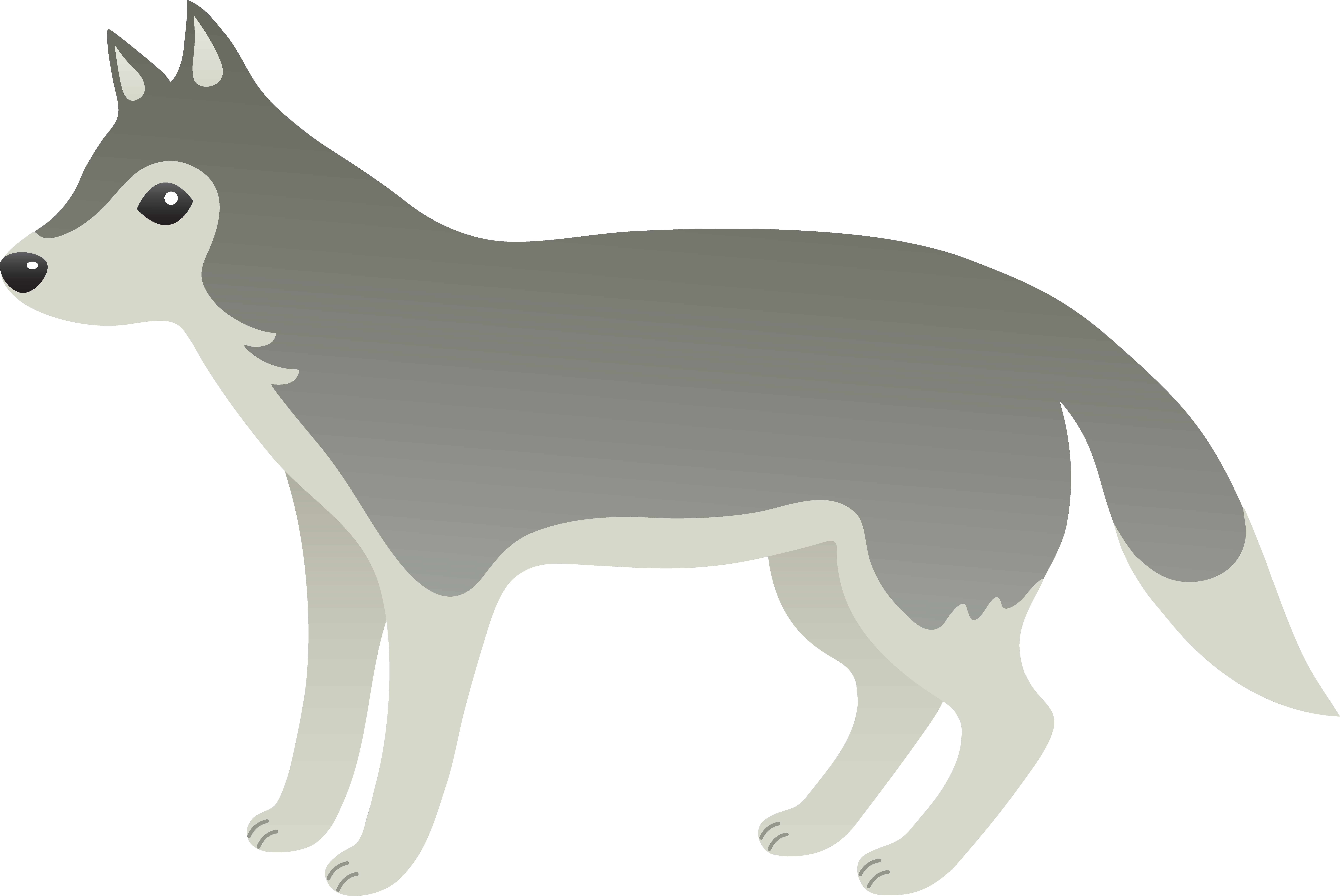 Wolves familys clipart clipart images gallery for free.