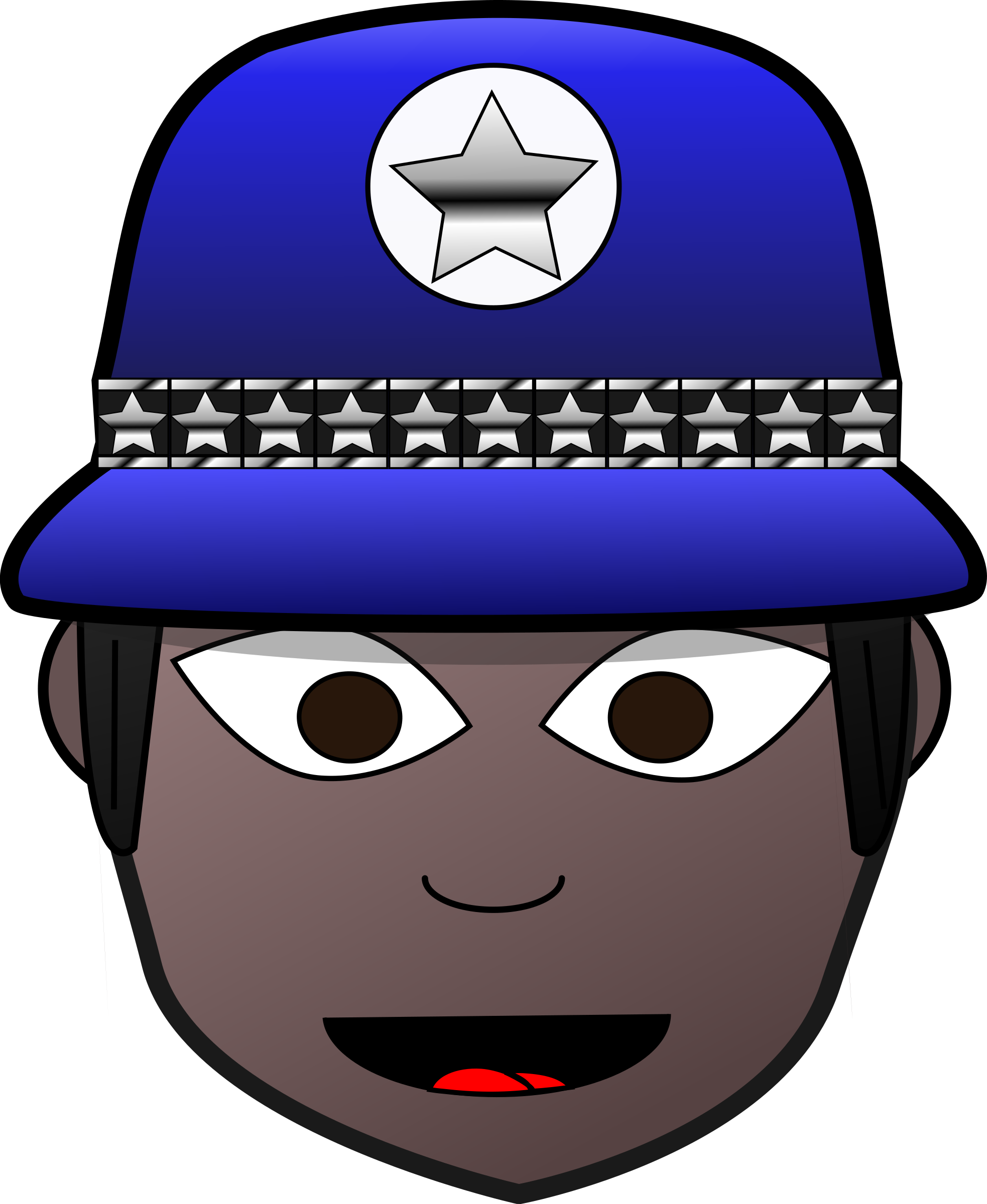 Hats clipart police, Hats police Transparent FREE for.