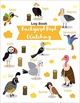Backyard Bird Watching logbook: Keys to Bird Identification.