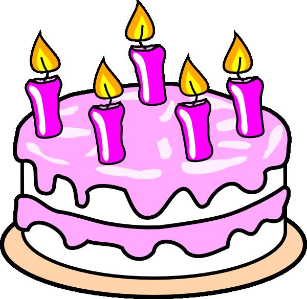 Free Cartoon Birthday Cake, Download Free Clip Art, Free.