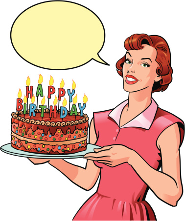 Free Women Birthday Cliparts, Download Free Clip Art, Free Clip Art.