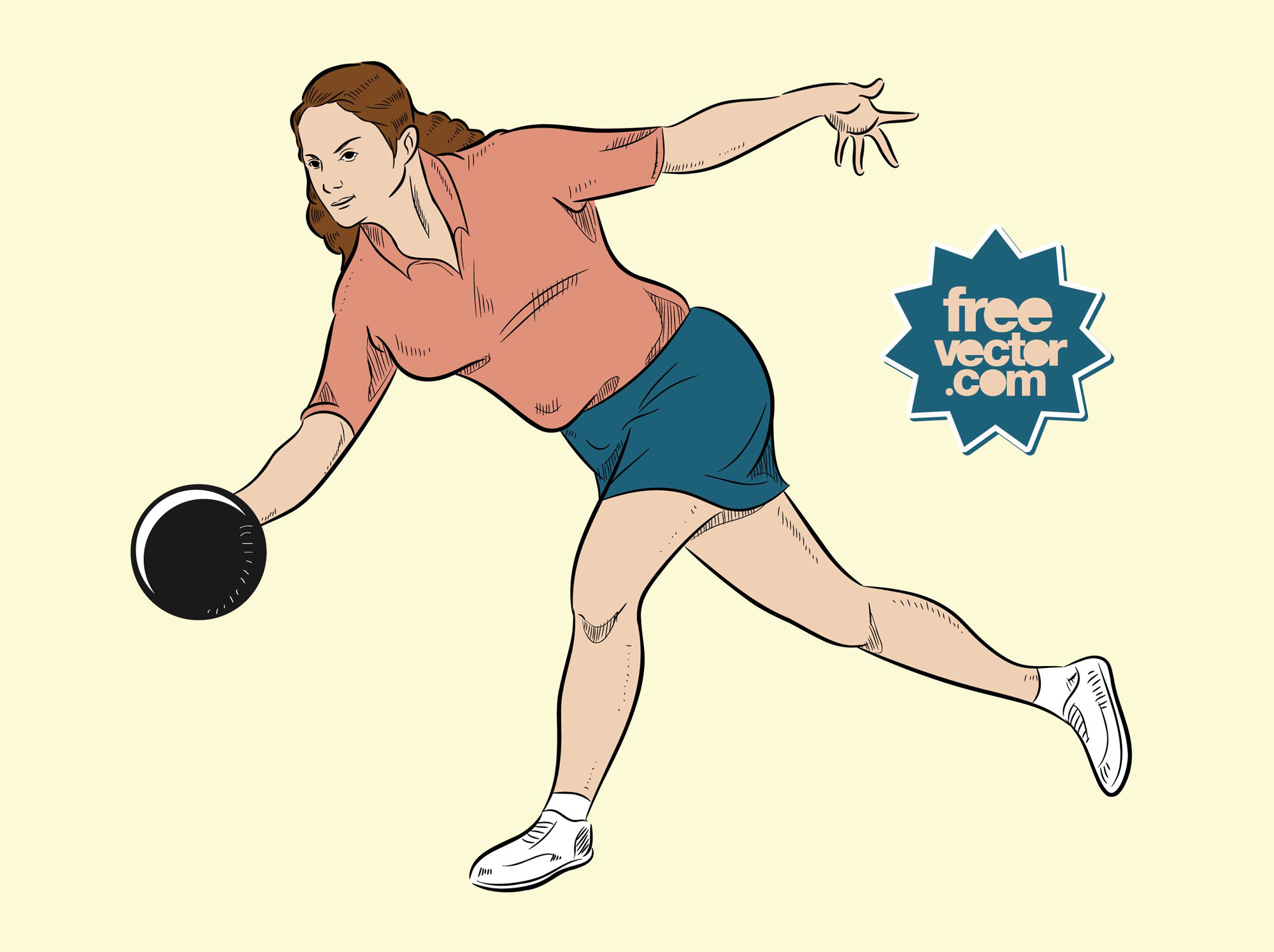 Free Lady Bowling Cliparts, Download Free Clip Art, Free.