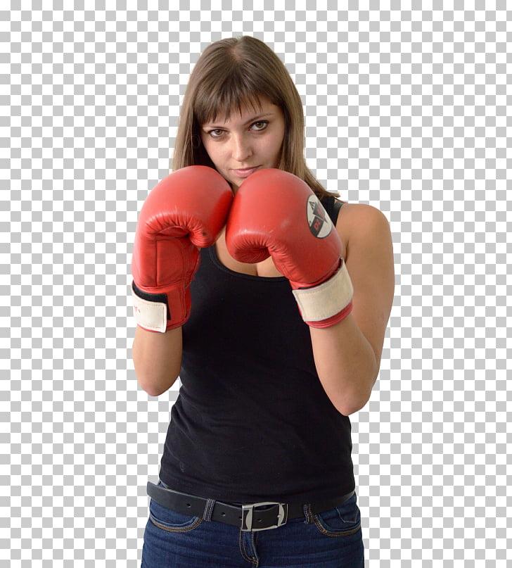 Boxing glove Women\'s boxing Woman, Boxing PNG clipart.