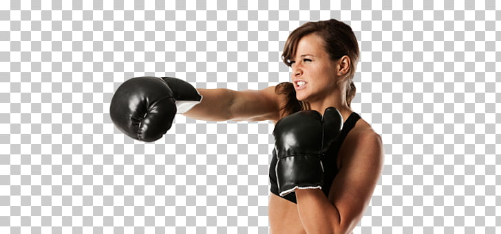Women\'s boxing Woman Boxing glove Boxercise, Boxing PNG.