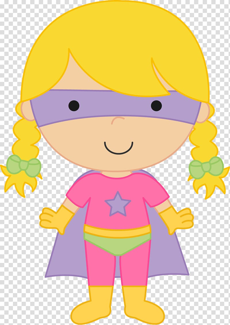 Girl Superhero Woman , Brave transparent background PNG.