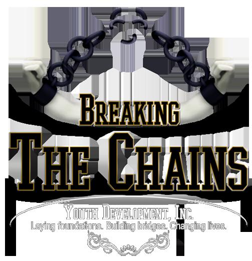 breaking satanic chains.