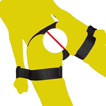 Amazon.com: Women Nylon Straps Handcuff Wrist Cuffs: Home.