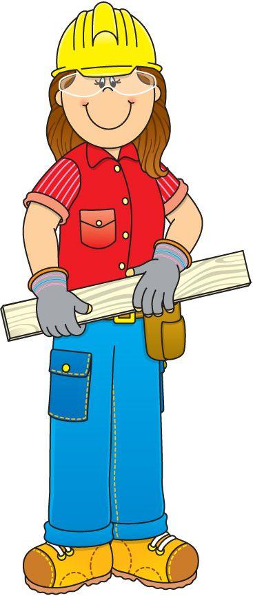 Carpentry clipart female carpenter, Carpentry female.