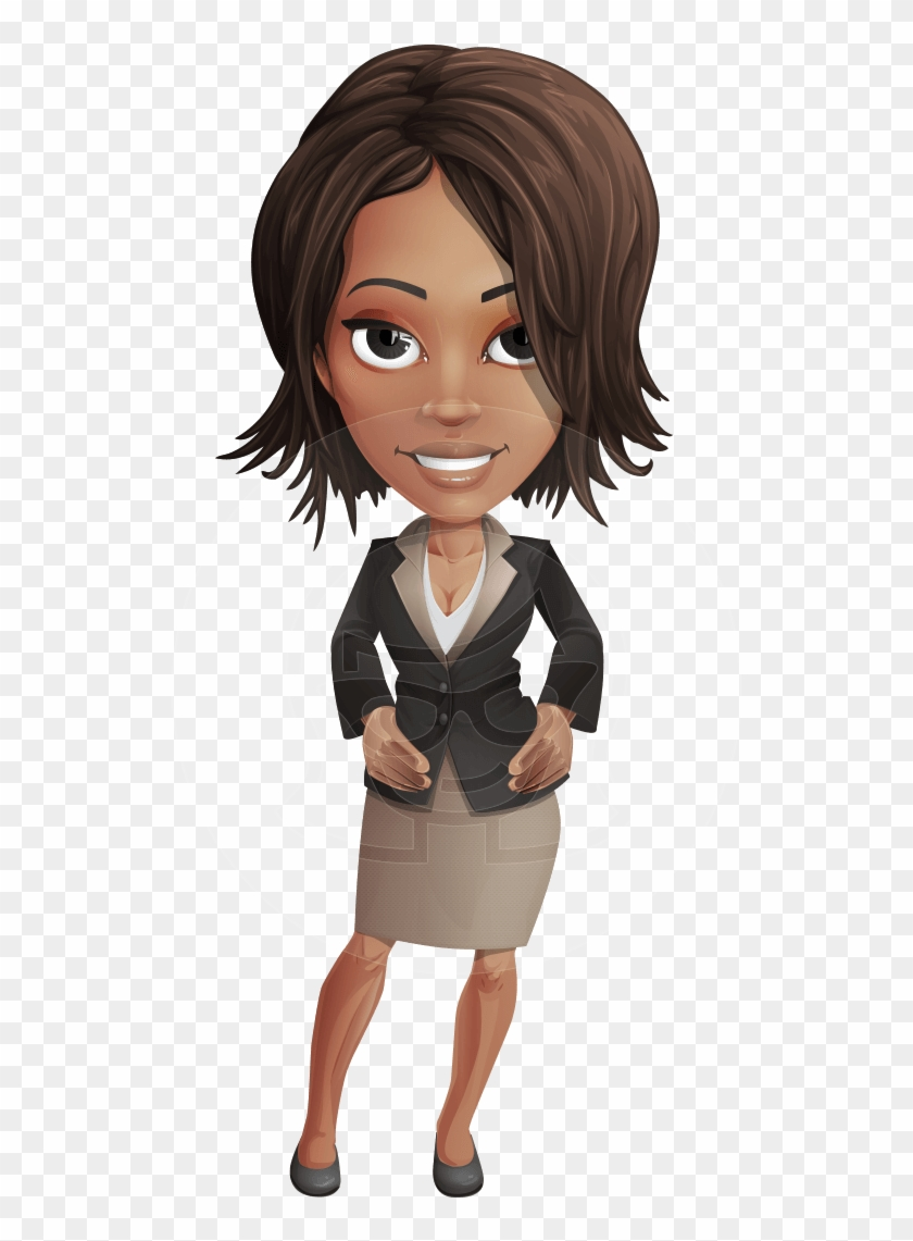 Download Free png Kim The Office Lady Woman Cartoon Characters Free.