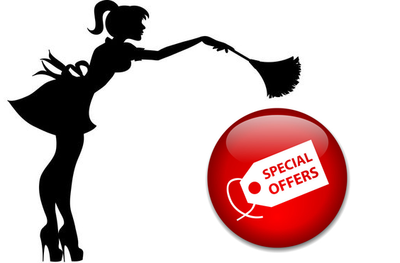 woman cleaning silhouette clipart Cleaner Cleaning Maid.