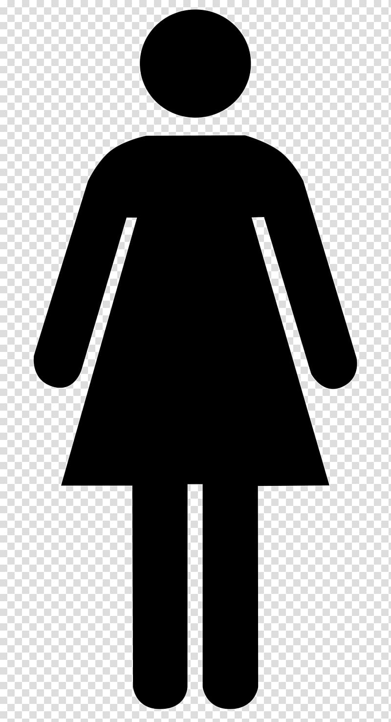 Female Gender symbol , WOMAN SYMBOL transparent background.