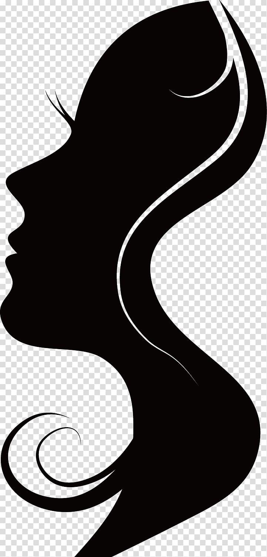 Woman illustration, Silhouette Woman, Woman silhouettes.