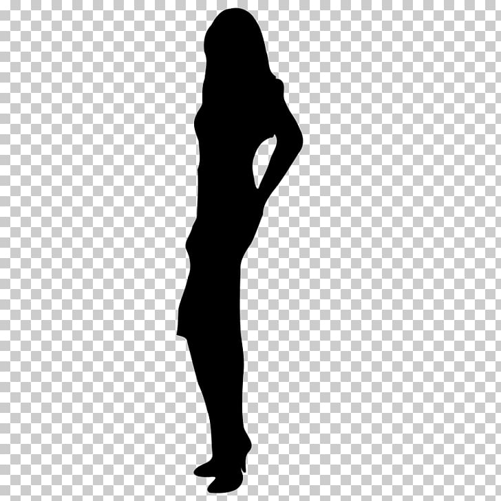 Female body shape Human body Woman Silhouette , silhouettes.