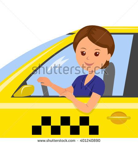 Woman Driver Stock Vectors, Images & Vector Art.