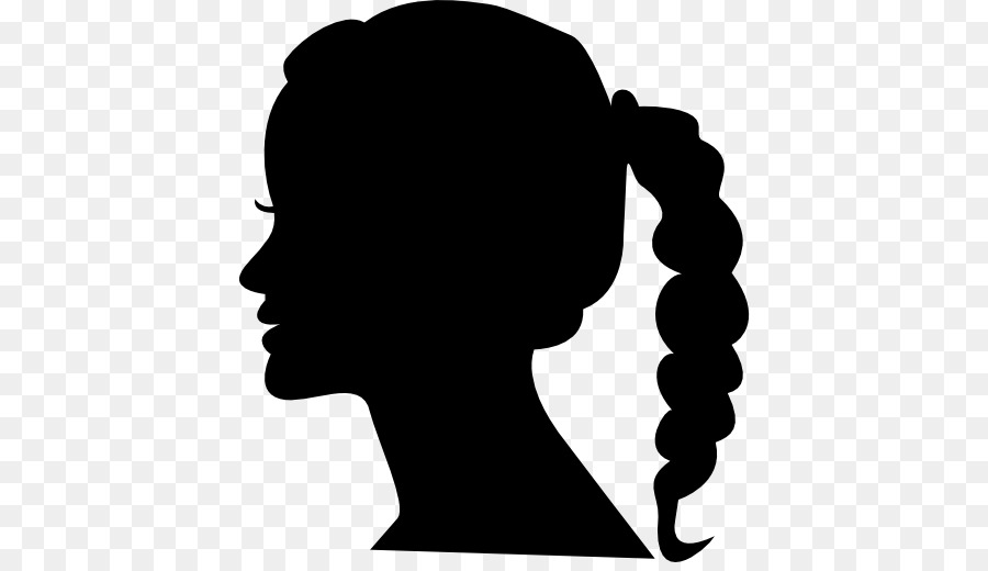 Free Woman Face Silhouette Png, Download Free Clip Art, Free Clip.