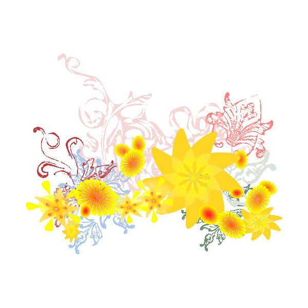 Free Flower Clip Art.