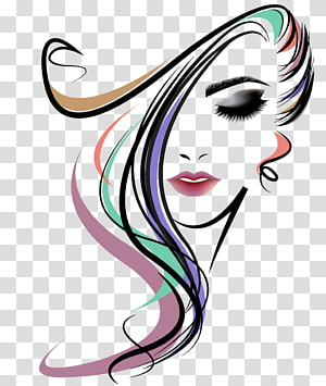 Hair PNG clipart images free download.