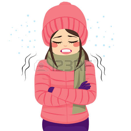 281 Shivering Stock Vector Illustration And Royalty Free Shivering.