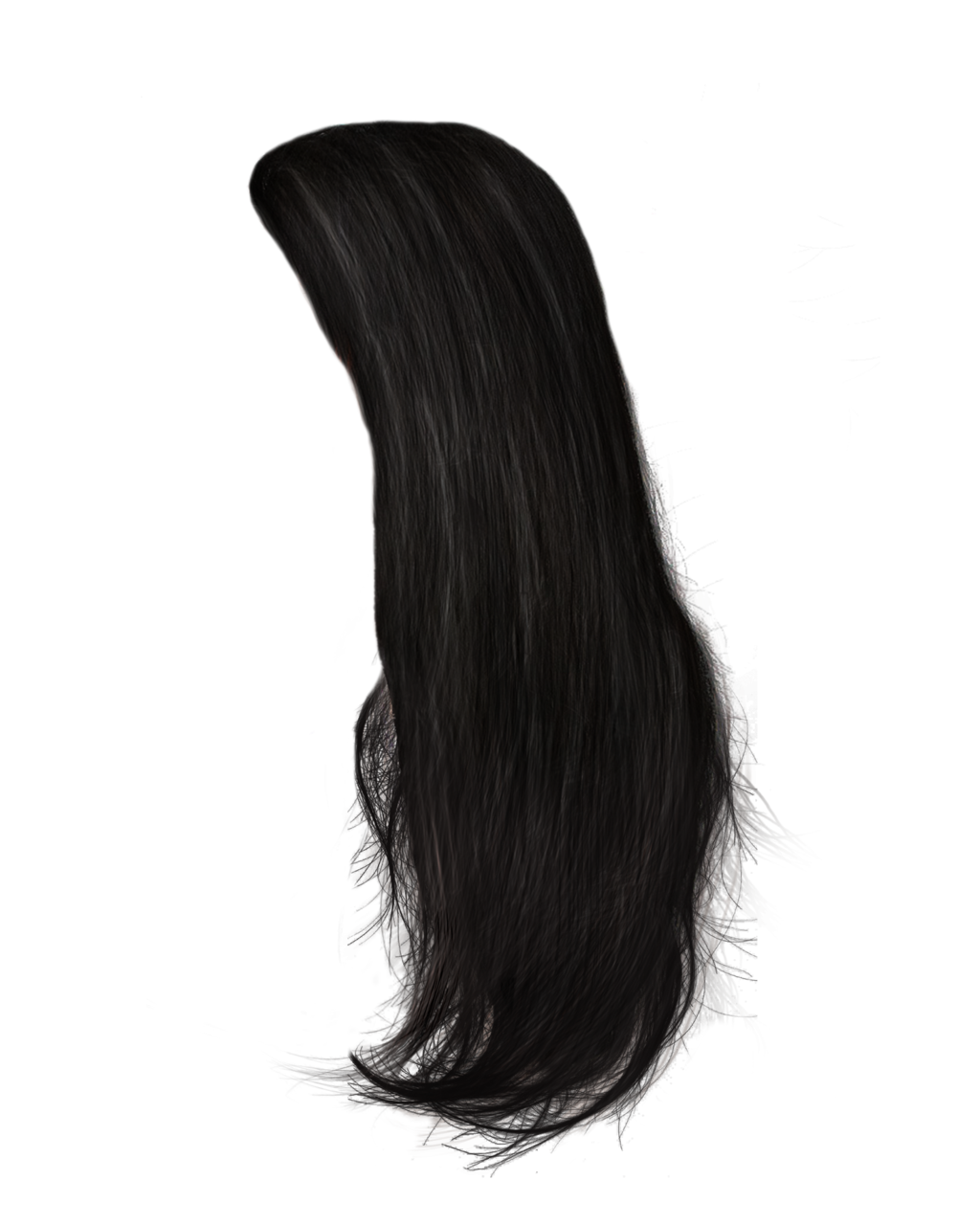 Women Hair PNG Images Transparent Free Download.