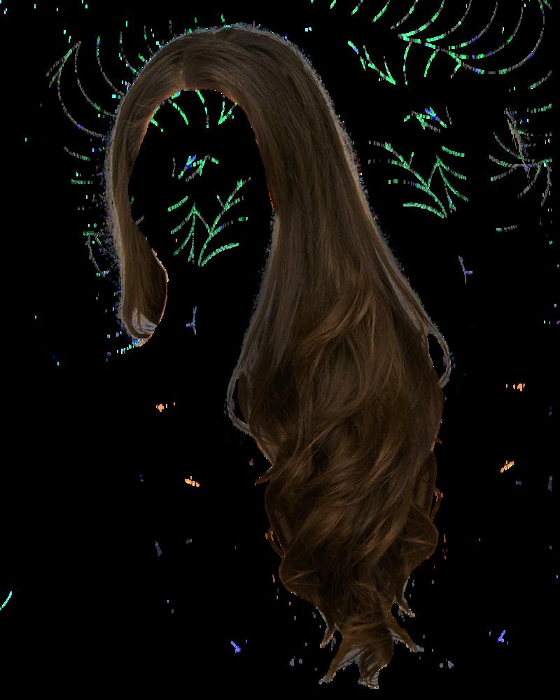 Women Hair PNG Image.
