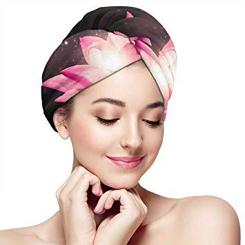 Amazon.com : Microfiber Hair Towel Wraps Realistic Clipart.