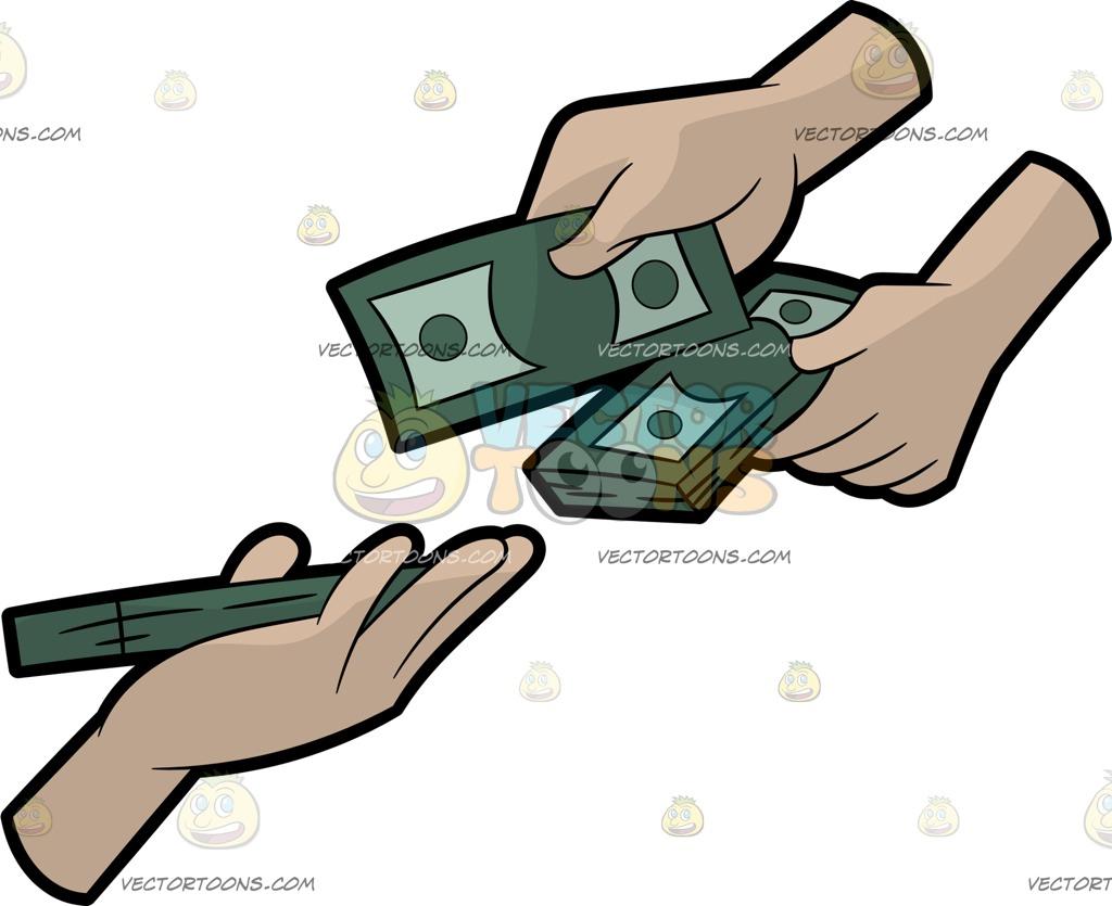 12711 No Money free clipart.