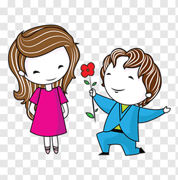 Girl and boy illustrations, Head, Shoulders, Knees and Toes.