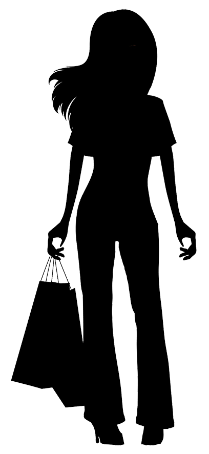 Female Silhouette.