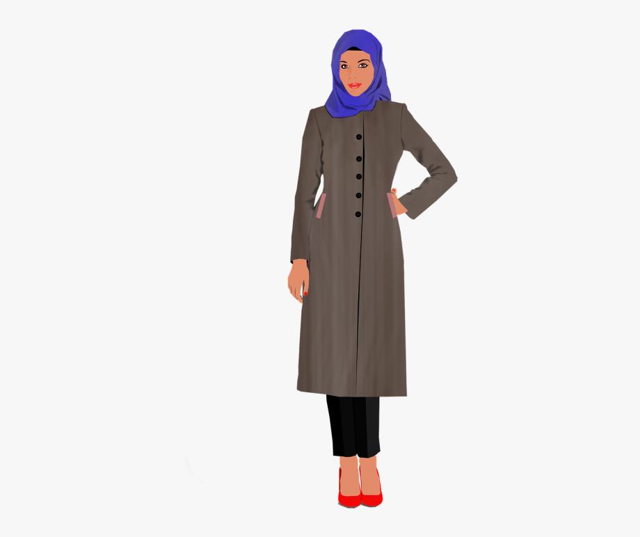 Women\'s Hijab Muslim.