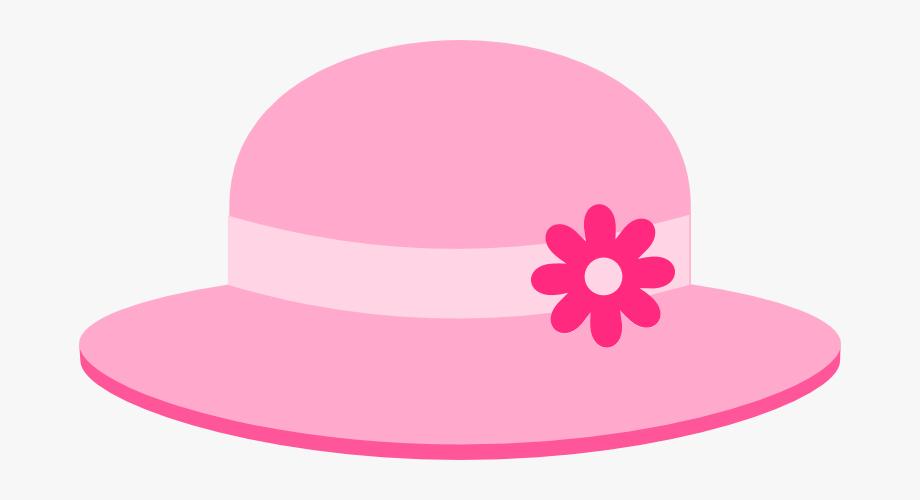 Girl Hat Clipart.