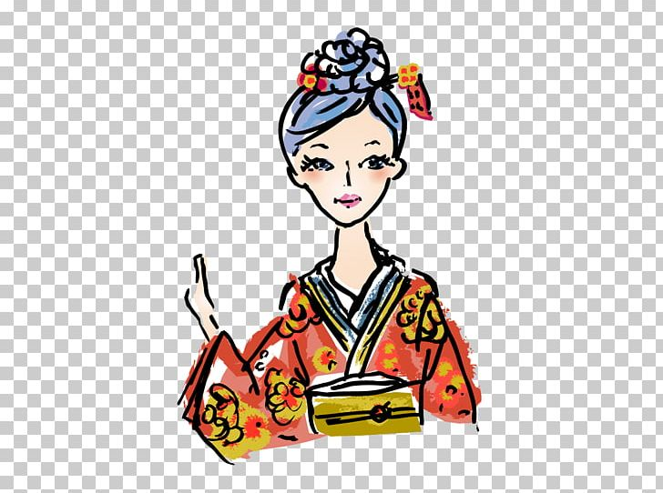 Japan Kimono Girl Woman PNG, Clipart, Art, Child, Clip Art.