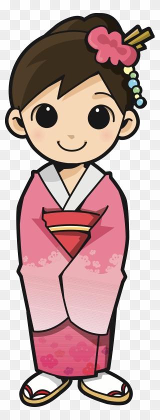 Free PNG Kimono Clip Art Download.