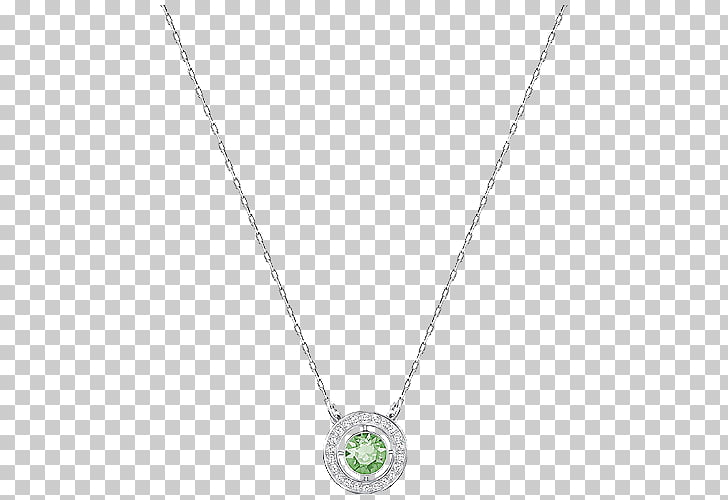 Locket Necklace Chain Jewellery Pattern, Swarovski Jewellery.