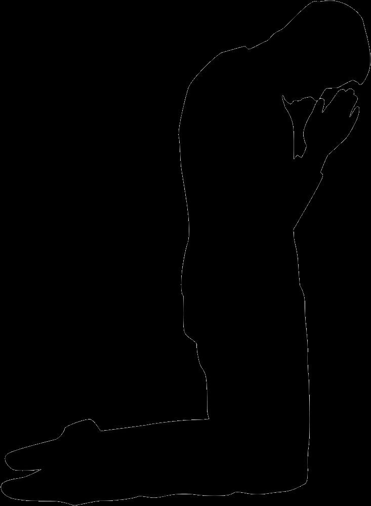 Prayer Clip art Kneeling Woman.