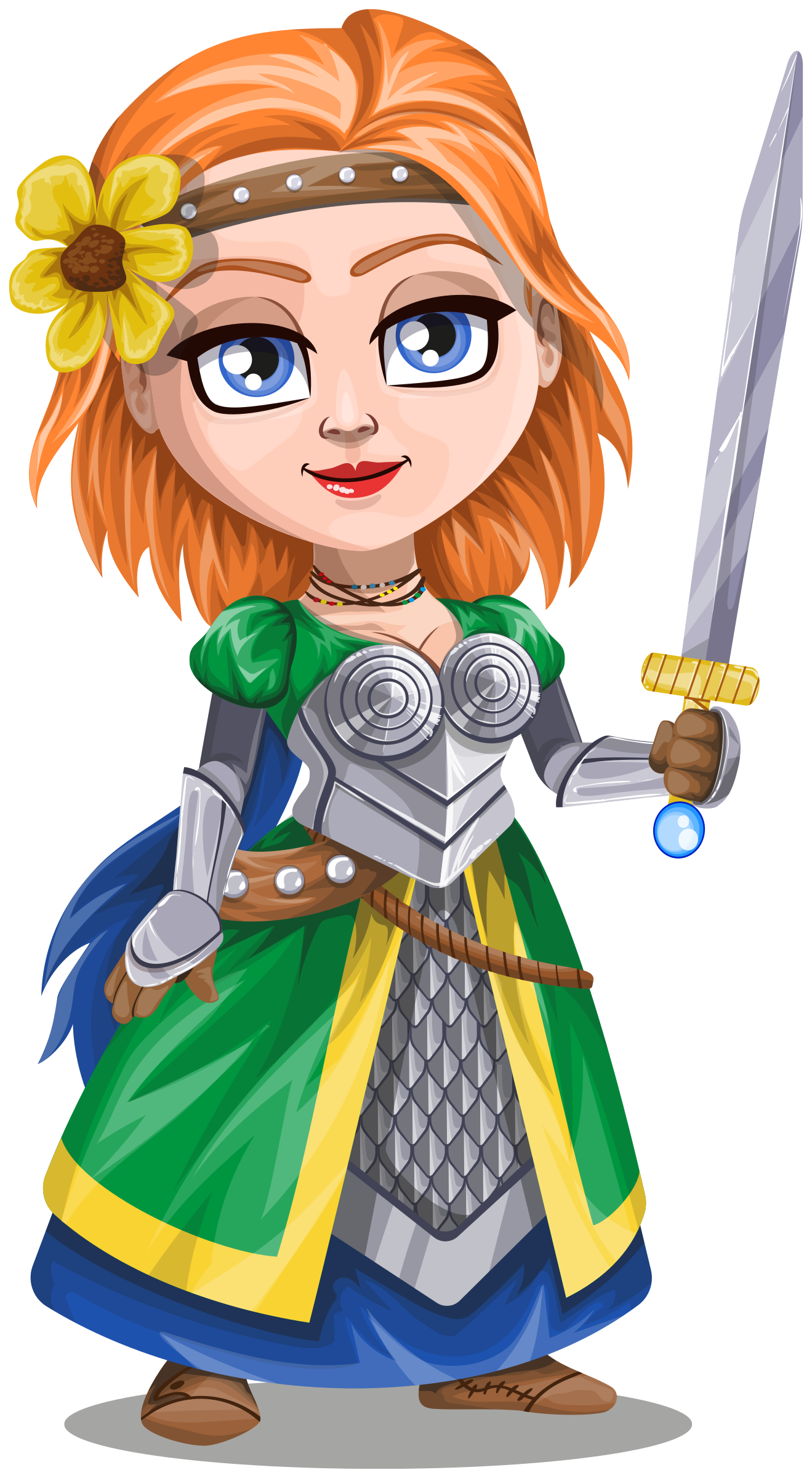 Knights clipart woman, Knights woman Transparent FREE for.