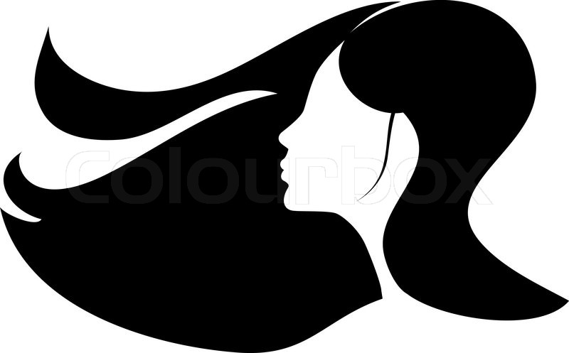 55519 Woman free clipart.