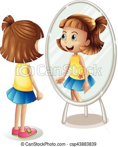 3340 Mirror free clipart.
