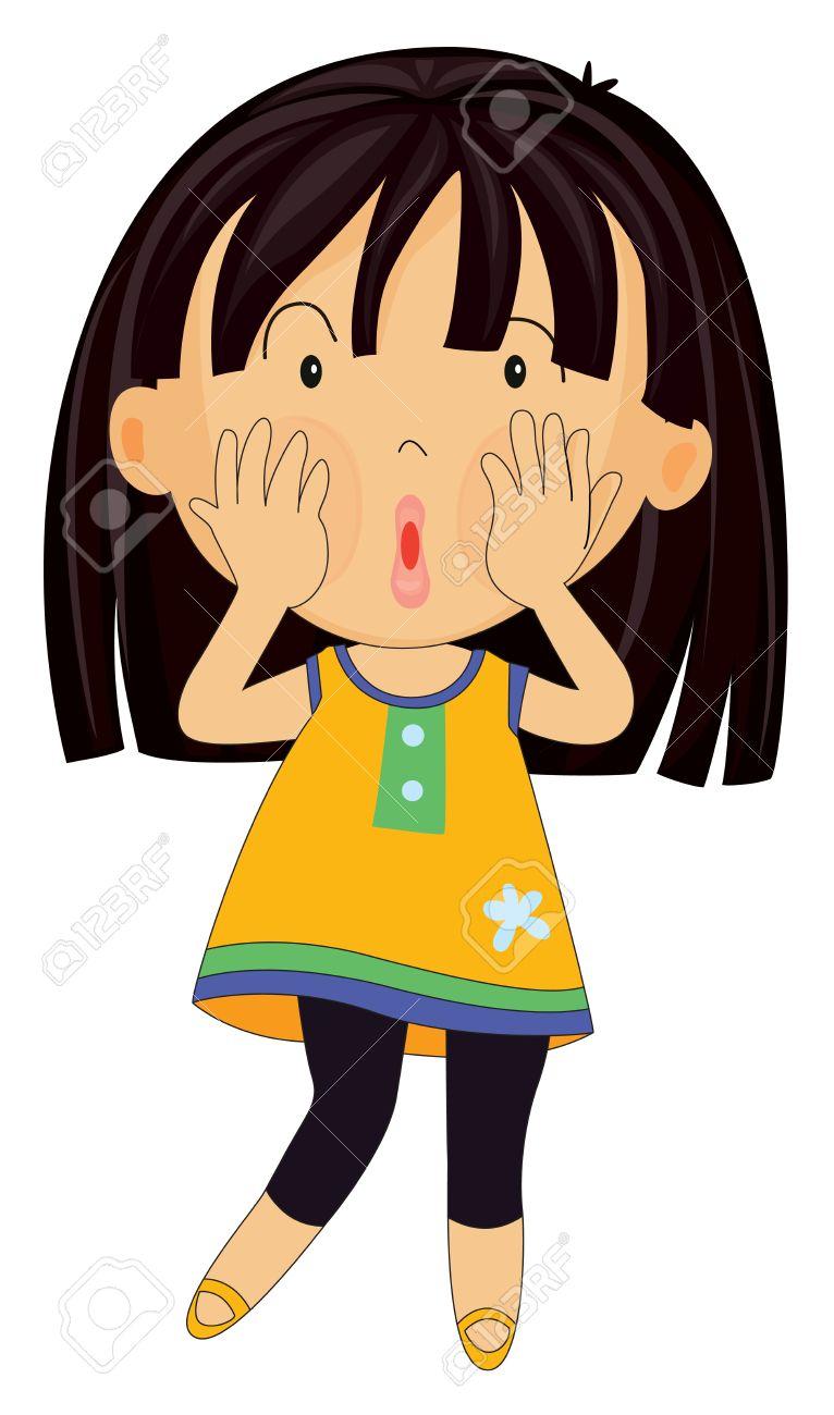 Showing post & media for Cartoon girl nervous.