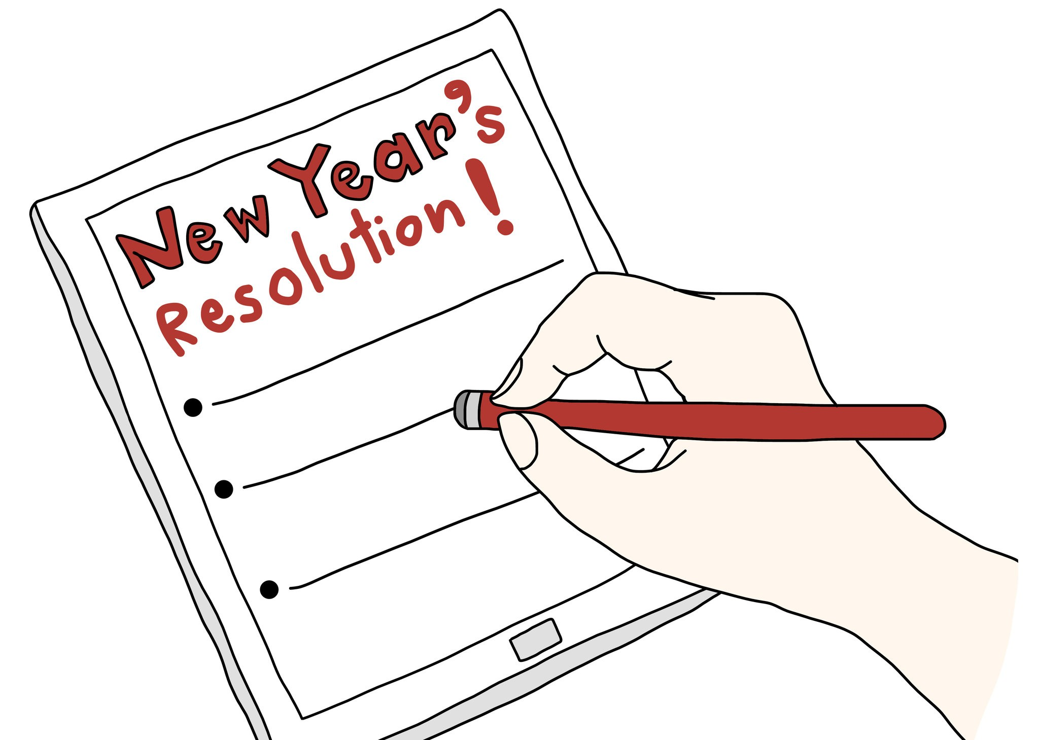 New Year\'s resolutions? How about intentions instead.