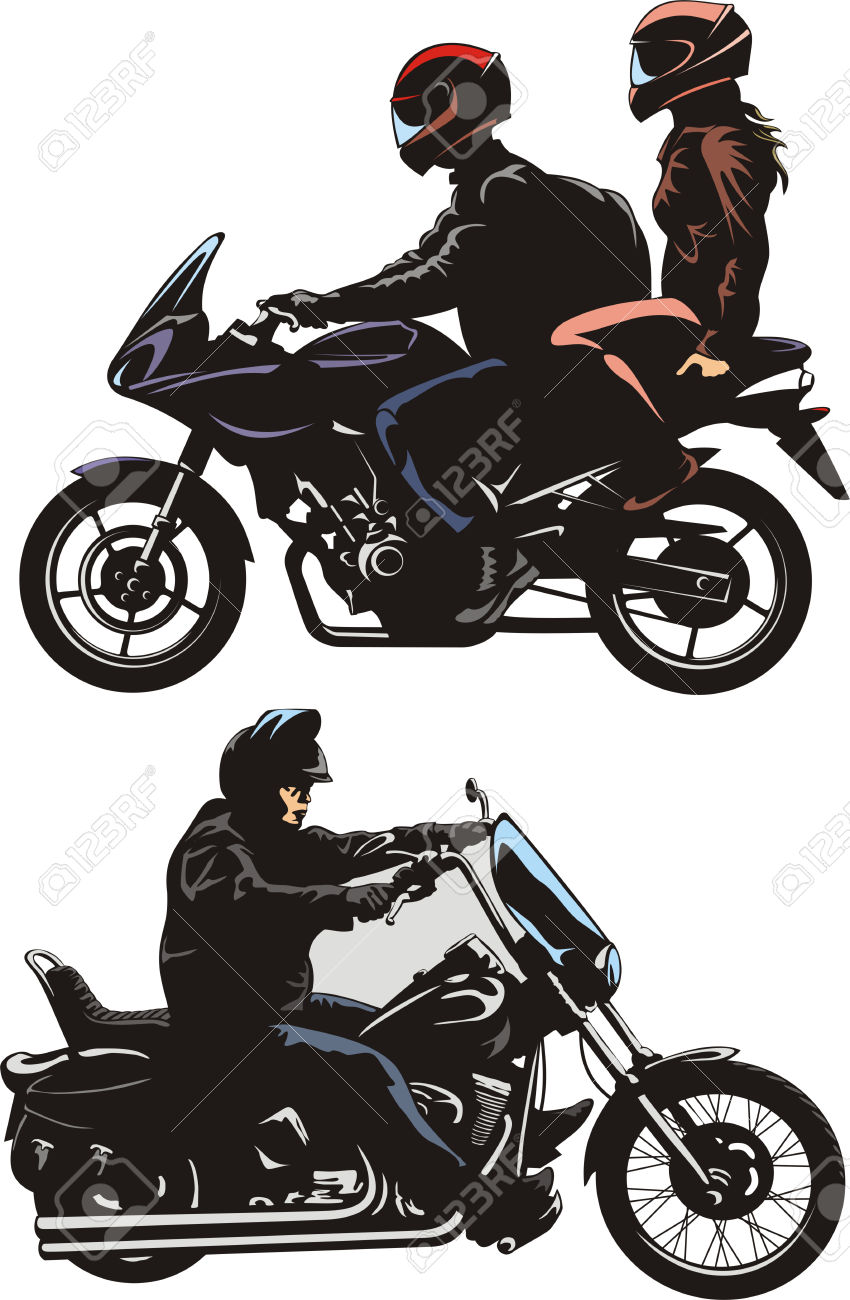 1,803 Woman Motorcycle Stock Illustrations, Cliparts And Royalty.