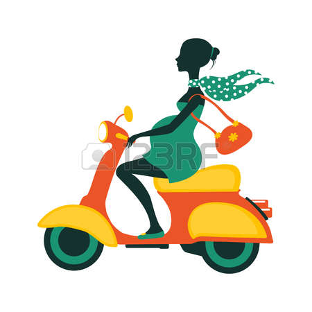 1,130 Motorcycle Girl Cliparts, Stock Vector And Royalty Free.