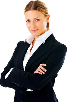 Business Woman transparent PNG.