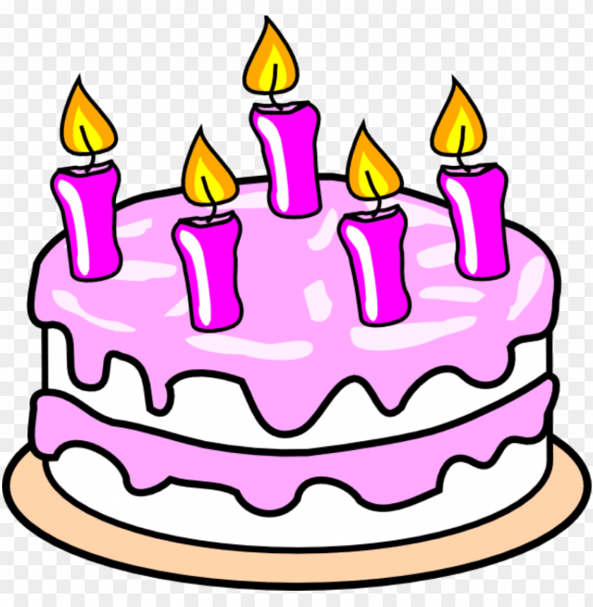 irl s birthday cake clipart png for web PNG image with.