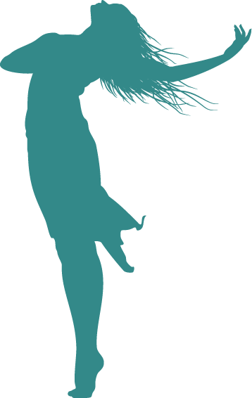 Free Woman Praising God Silhouette, Download Free Clip Art.